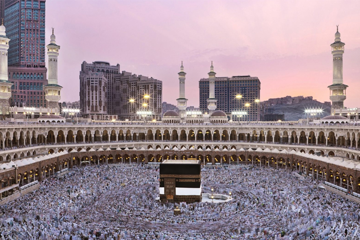deluxe umrah package